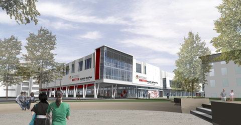 Architects rendering Sept 2012