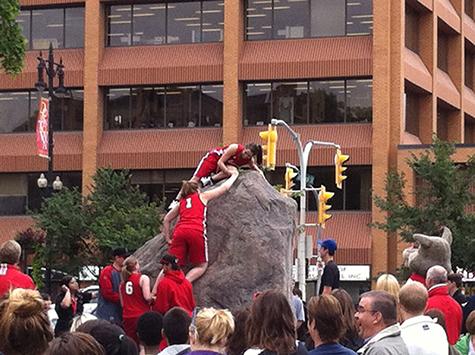 2012 Rock Climb