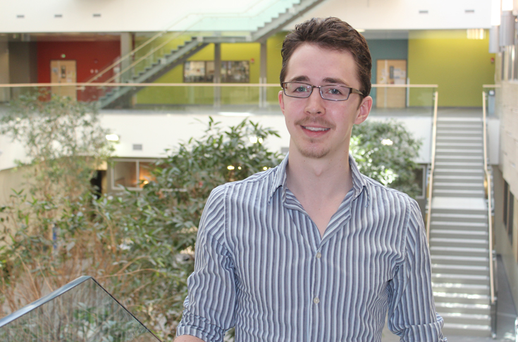 UWinnipeg Graduate Student Phillip Grayson Heads to Harvard this Fall