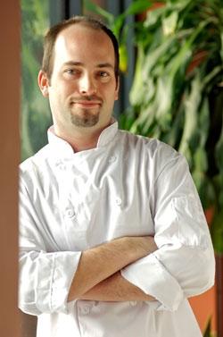 Chef Ben Kramer - Photo by: Ian McCausland