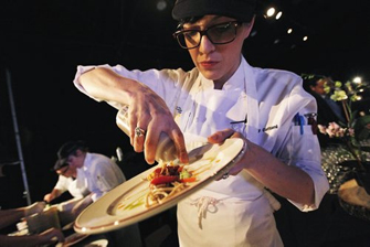 Uwinnipeg s golden chefs university of winnipeg news for Chaise cafe winnipeg