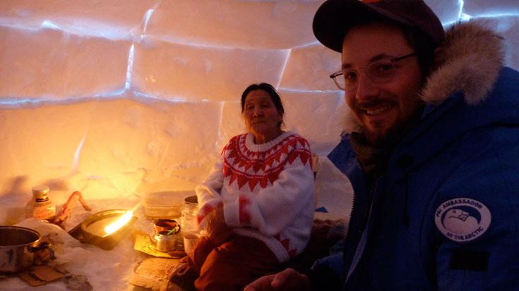 Dr. Ian Mauro + Deborah Qaunaq-wp
