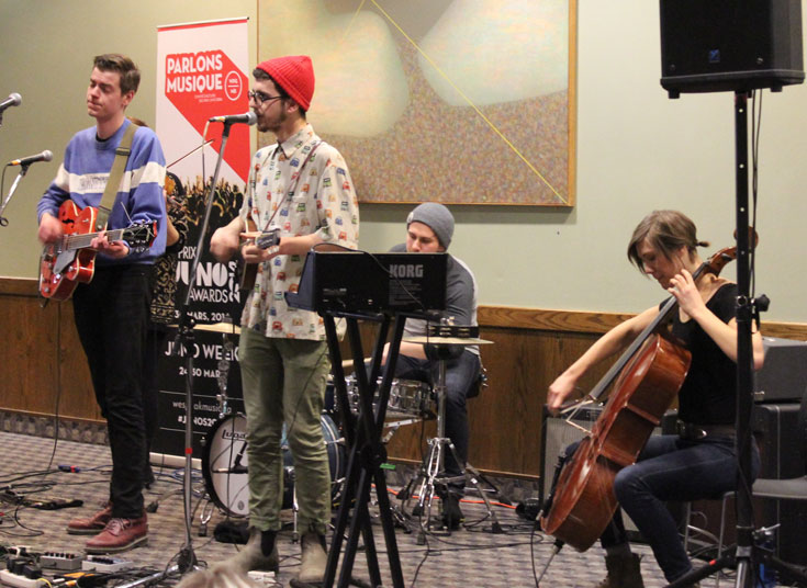 Indie folk-rock band Yes WeMystic served up in Pangea's Kitchen
