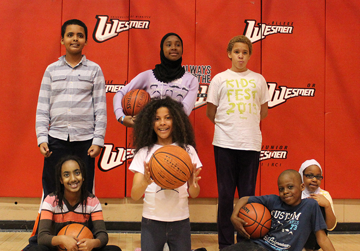 West Broadway Youth Outreach Dreams Program Participants