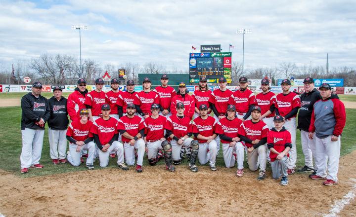Wesmen Baseball team may 2014