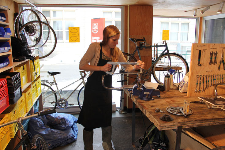 UWSA Bike Lab - promote active and sustainable transit options for all
