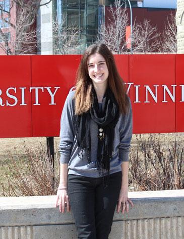 Lauren Finkel, BA