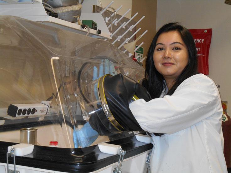 Nikhita Arora, BSc (Hons), Biochemistry