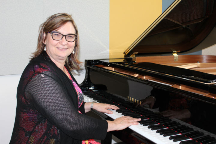 Norine Harty, Executive Director of The Manitoba Conservatory of Music & Arts