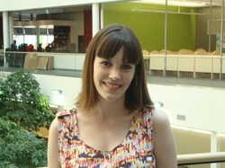 Alannah Hallas to McMaster to complete their PhDs