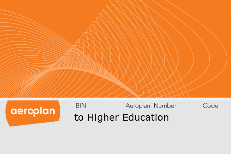 Areoplan to higher education