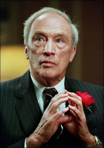 Pierre Trudeau (CP PHOTO) 1998 (Stf-Ry an Remiorz)