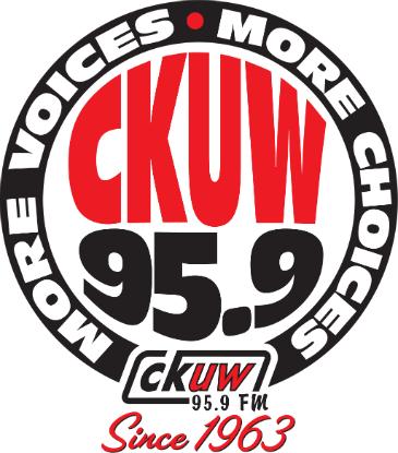 CKUW round logo