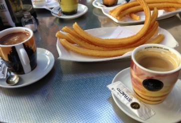 coffee + dessert