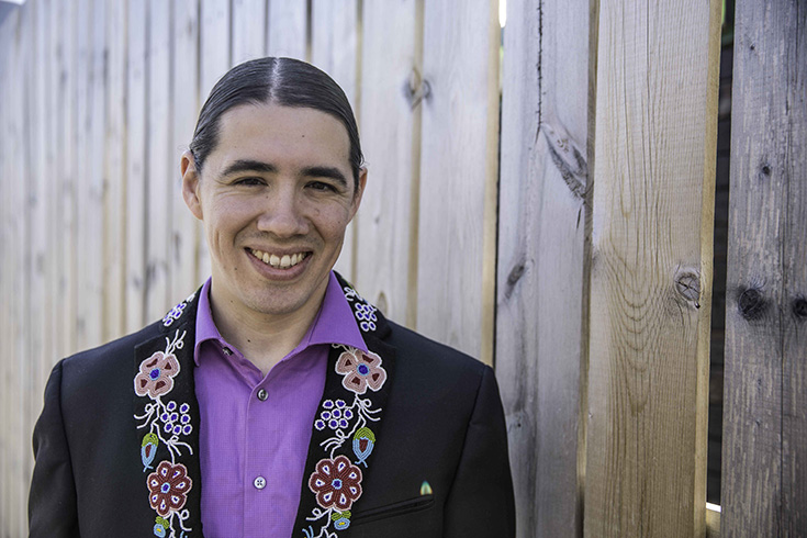 Dr. Robert-Falcon Ouellette