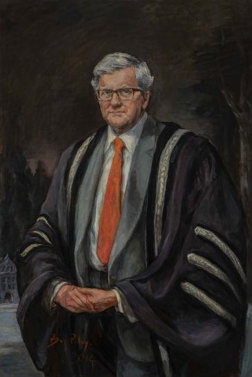 Lloyd Axworthy Portrait