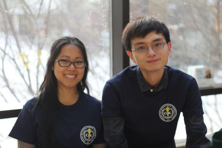 Patricia Joven + Jason Ying