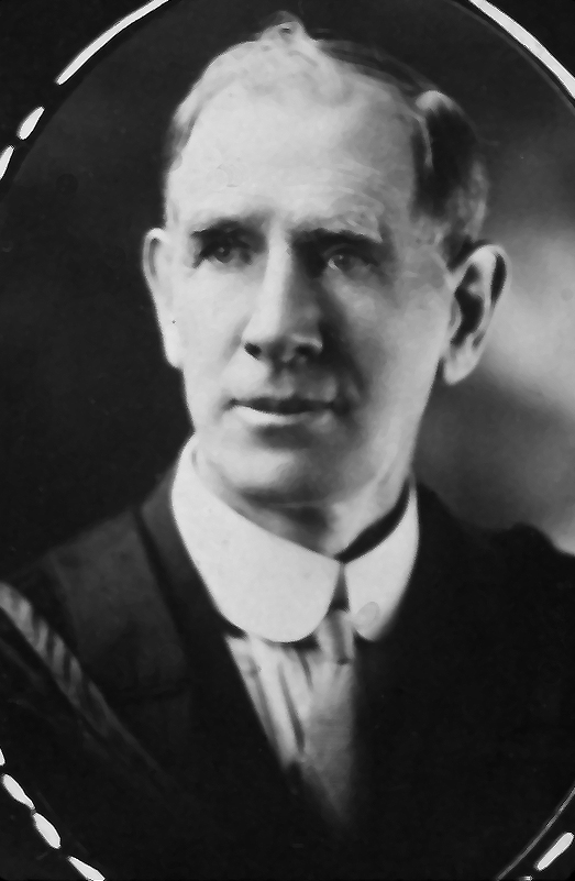 Albert E. Hetherington, photo courtesy of UWinnipeg