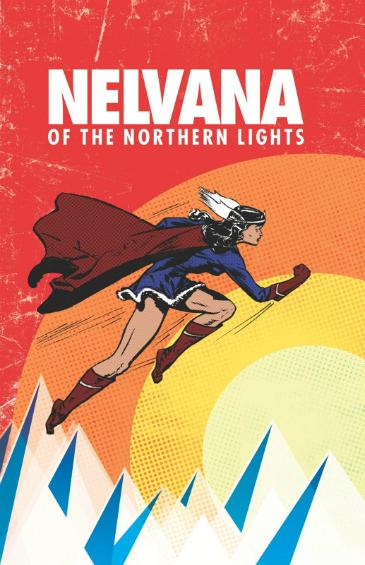 Nelvana Book Cover