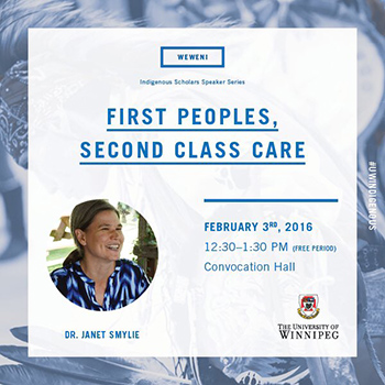 First Peoples, Second Class Care