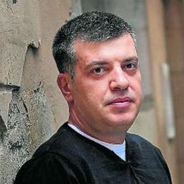 Sayed Kashua, photo courtesy of PERE TORDERA