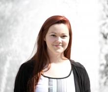 Katrina Leclerc, photo supplied