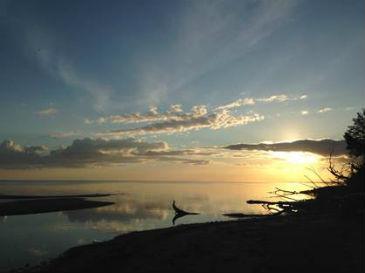 Lake Manitoba photo by Marliese Peterson