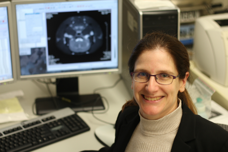Dr. Melanie Martin, photo courtesy of UWinnipeg