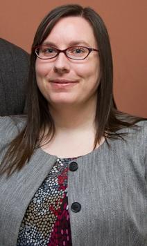 Dr. Renée Douville, Associate Professor in biology at UWinnipeg
