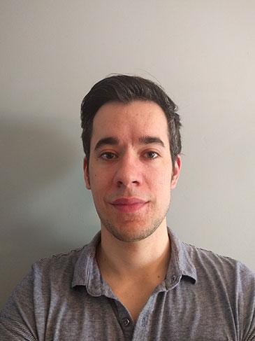 Michael Wiebe, BSc(Hons), BSc (photo supplied)