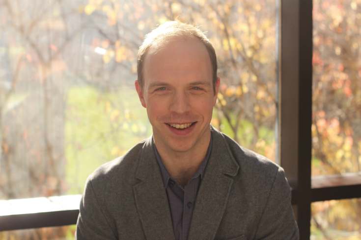 Dr. Ryan Eyford, ©UWinnipeg