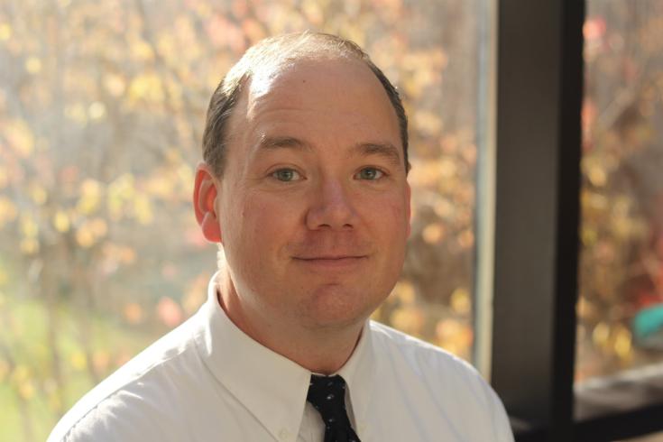 Dr. Stephen Smith, ©UWinnipeg