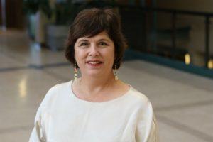 Dr. Julie Pelletier, © UWinnipeg