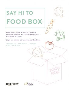 Food Box - ad