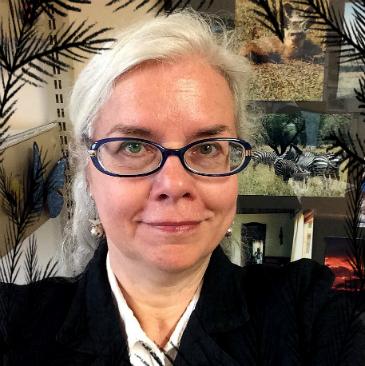 Cathleen Hjalmarson, photo supplied