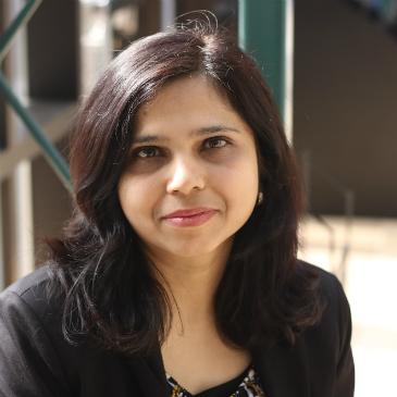 Dr. Shailly Varma Shrivastav, © UWinnipeg