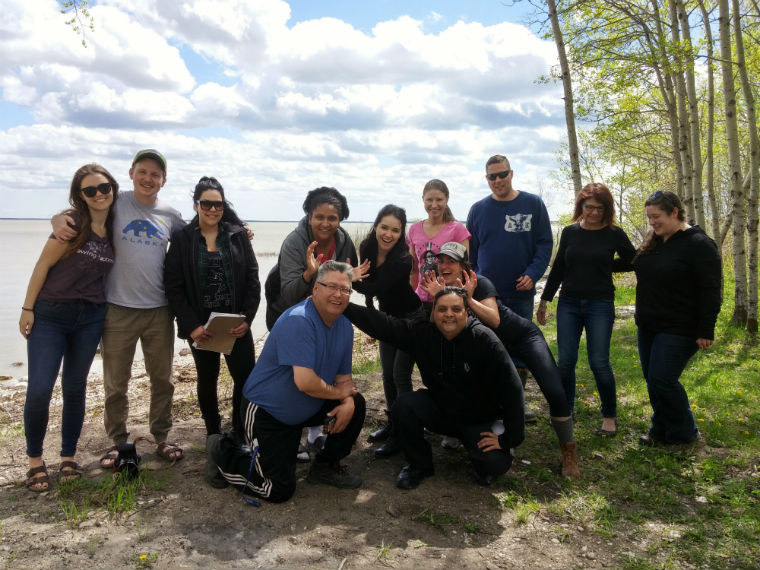 Indigenous Foods field course 2017 by Richelle Baker