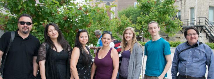 UWinnipeg's Indigenous Summer Scholars