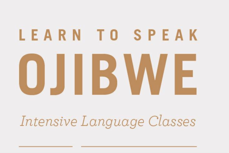 learn Ojibwe