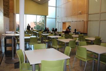 The new Tony's Canteen