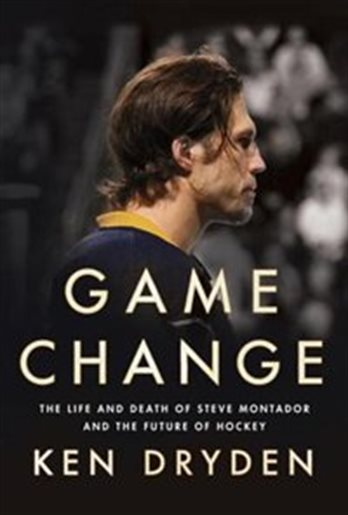 Game Changer, by Ken Dryden, book cover