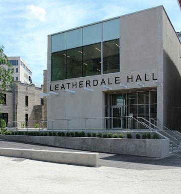 Leatherdale Hall - staff photo