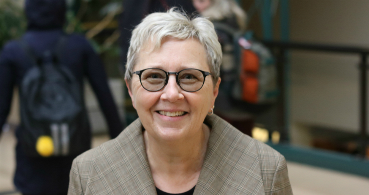 Dr. Catherine Taylor, ©UWinnipeg