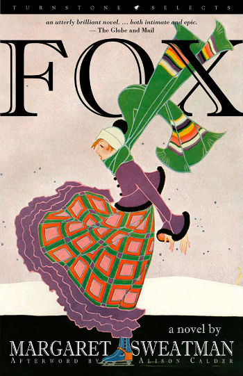 Fox, book ccover