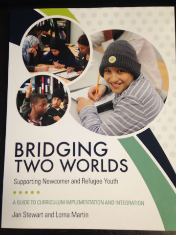 Bridging Two Worlds book cover
