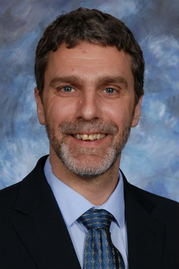 Dr. Christian Léger, photo supplied