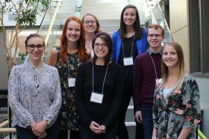 Randy Kobes Undergraduate Research winners