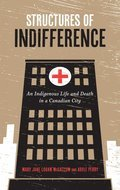 book cover for structure of indifference