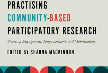 Practising Community-Based Participatory Research book cover