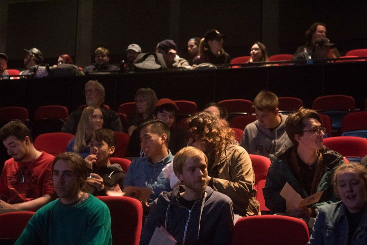 UWPG Film Fest, photo supplied